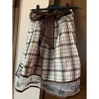 アンクルージュ(Ank Rouge)のアンクルージュ♡スカート(ひざ丈スカート)