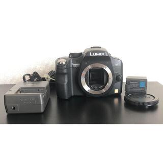 Panasonic - PANASONIC LUMIX DMC-L10
