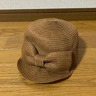レディーアップルシード(REDDY APPLESEED)のREDDY APPLESEED レディアップルシード 帽子 52-54cm(帽子)