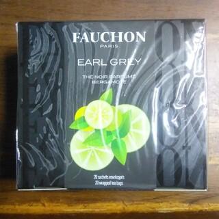 タカシマヤ(髙島屋)のFAUCHONアールグレイティーバッグ(茶)