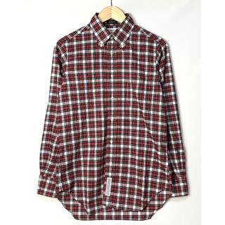 インディヴィジュアライズドシャツ(INDIVIDUALIZED SHIRTS)のインディビジュアライズドシャツ ビューティー&ユース チェックシャツ 15-32(シャツ)