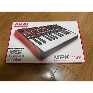 コルグ(KORG)のAKAI MPK mini MK2 美品 動作確認済み(MIDIコントローラー)