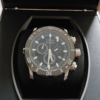 エドックス(EDOX)のエドックス クロノオフショア1(腕時計(アナログ))