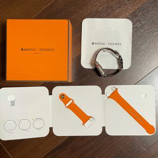Apple Watch - 週末お値下げ❗️アップルウォッチ Apple Watch 42mm HERMES
