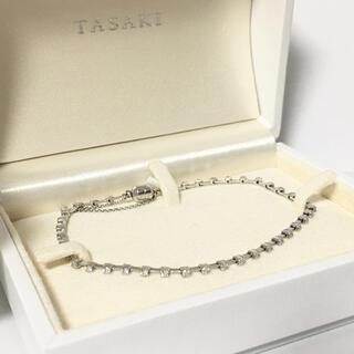 タサキ(TASAKI)のTASAKI ダイヤモンド ブレスレット(ブレスレット/バングル)