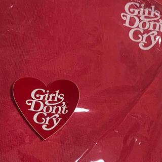 GDC - girls don't cry ステッカー ガールズドントクライ