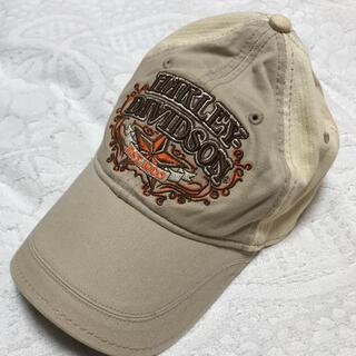 ハーレーダビッドソン(Harley Davidson)のハーレーダビッドソン 帽子 フリーサイズ (装備/装具)