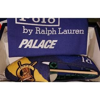 ポロラルフローレン(POLO RALPH LAUREN)の27.5 Palace × Polo Ralph Lauren Slipper(スリッポン/モカシン)
