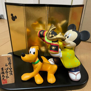 ディズニー(Disney)のこどもの日 五月人形 ミッキーマウス 吉徳(人形)