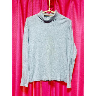 ジーユー(GU)の長袖 カットソー(Tシャツ/カットソー(七分/長袖))