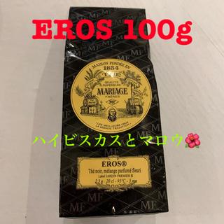 アフタヌーンティー(AfternoonTea)の【新品・正規品・送料無料】マリアージュフレール エロス100g(茶)