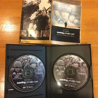プライベートライアン DVD 2枚組(外国映画)