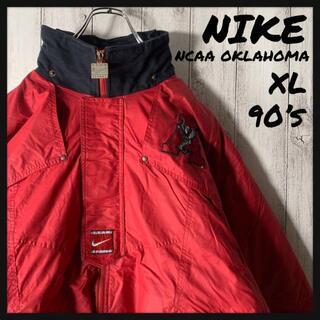 ナイキ(NIKE)の【NCAA XL 90s】ナイキ NIKE 両面刺繍 アラバマ ダウンジャケット(ダウンジャケット)