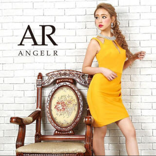 エンジェルアール(AngelR)のAngelR キャバドレス(ミニドレス)