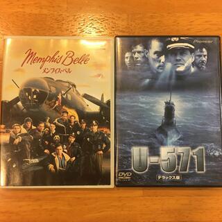 U-571  ・ メンフィスベル DVDセット(外国映画)