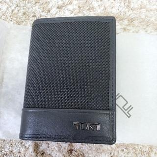 トゥミ(TUMI)のTUMI カードケース 名刺入れ(名刺入れ/定期入れ)
