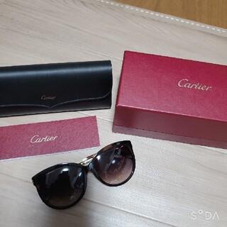 カルティエ(Cartier)のカルティエ(サングラス/メガネ)