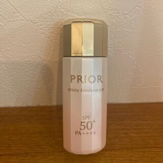 プリオール(PRIOR)の資生堂 プリオールおしろい美白乳液(乳液/ミルク)