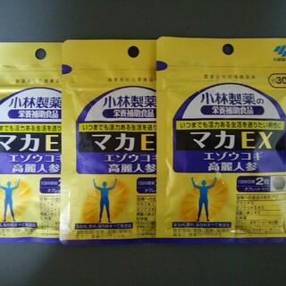 コバヤシセイヤク(小林製薬)の小林製薬 マカEX×3袋(その他)