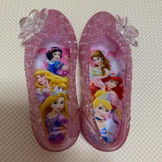 ディズニー(Disney)のディズニー プリンセス サンダル14㎝(サンダル)