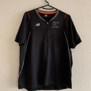 ニューバランス(New Balance)のランニングウェア Tシャツ(Tシャツ/カットソー(半袖/袖なし))