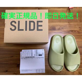 アディダス(adidas)の送料込み!adidas YEEZY SLIDE RESIN 29.5cm(サンダル)