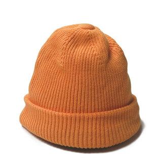 オーバーライド(override)のoverride コットンアクリルニットキャップ 帽子 メンズ(ニット帽/ビーニー)