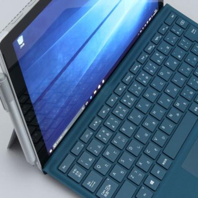 Microsoft(マイクロソフト)のMicrosoft Surface Pro4 core i5+キーボード+ペン スマホ/家電/カメラのPC/タブレット(タブレット)の商品写真