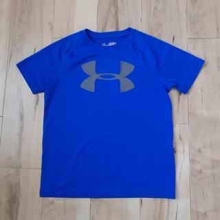 アンダーアーマー(UNDER ARMOUR)のアンダーアーマー TシャツYMD140cm 運動会(Tシャツ/カットソー)