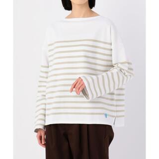 オーシバル(ORCIVAL)のORCIVAL ボーダーカットソー(Tシャツ(長袖/七分))