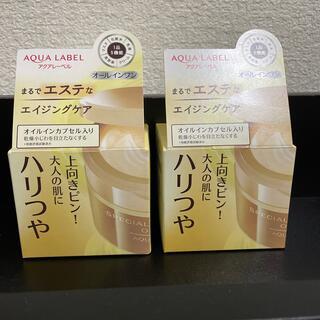シセイドウ(SHISEIDO (資生堂))の資生堂アクアレーベル スペシャルジェルクリームA オイルイン(90g)×2個(オールインワン化粧品)