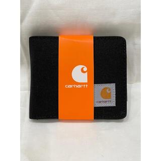 カーハート(carhartt)のタイムセール【新品】Carhartt 二つ折り財布 カーハート ブラック(折り財布)