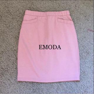 エモダ(EMODA)のEMODA スカート タイトスカート(ひざ丈スカート)