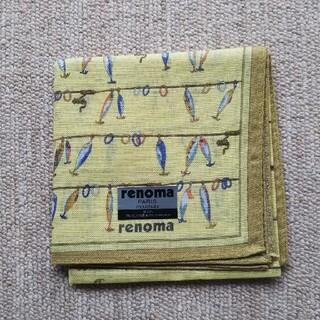 レノマ(RENOMA)のrenoma  ハンカチ(ハンカチ/ポケットチーフ)