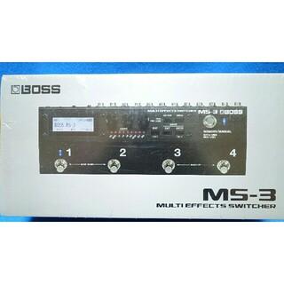 ボス(BOSS)の【新品未開封】 BOSS MS-3 Multi Effects Switcher(エフェクター)