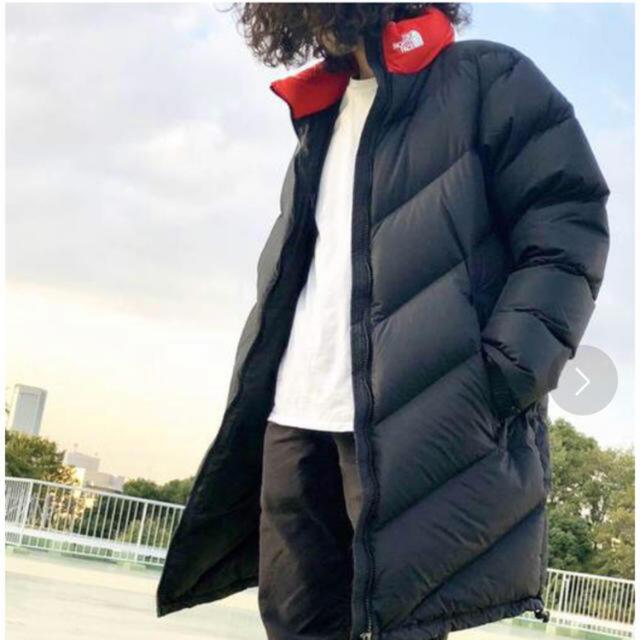 THE NORTH FACE(ザノースフェイス)のTHE NORTH FACE ASCENT COAT  メンズのジャケット/アウター(ダウンジャケット)の商品写真