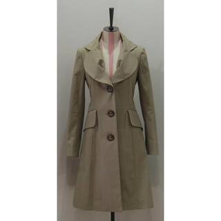 ヴィヴィアンウエストウッド(Vivienne Westwood)のラブ襟トレンチコート(トレンチコート)