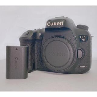キヤノン(Canon)のCanon eos 7D markII ボディ 本体 mark2(デジタル一眼)