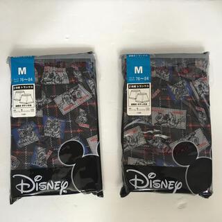 ディズニー(Disney)のメンズ Mickeyトランクス  Ⓜ️サイズ(トランクス)