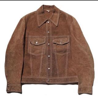 Levi's - 70's スウェードトラッカージャケット