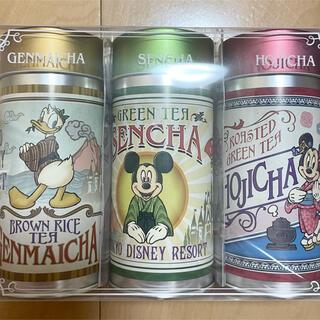 ディズニー(Disney)のディズニー 日本茶セット 3種類(茶)
