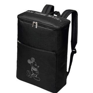 ディズニー(Disney)のsmart 5月号 付録 ミッキーマウス ボックス型バックパック(バッグパック/リュック)