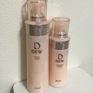 DEW - 未使用 DEW 化粧水 乳液