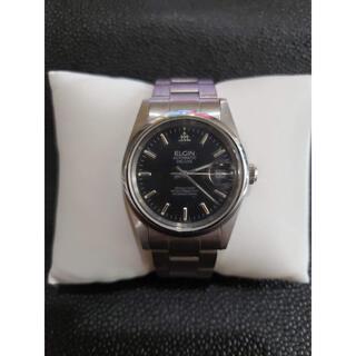 エルジン(ELGIN)のELGIN腕時計メンズ AUTOMATIC(腕時計(アナログ))