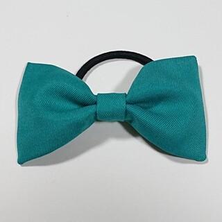 「ラブライブ!」南ことり 緑色リボン 髪飾り コスプレ衣装小物 コミケ 夏コミ(アクセサリー)