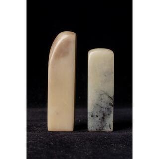 印章 石頭 印材 (彫刻/オブジェ)