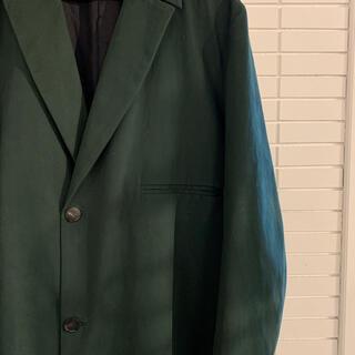 エドウィナホール(Edwina Hoerl)のEdwin Hoerl COAT[EH33-C-04 D.dark green](テーラードジャケット)