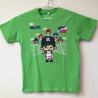 東京ヤクルトスワローズ - プロ野球 x パンソンワークス『東京 ヤクルト スワローズ Tシャツ』【新品】
