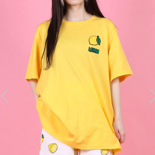 プニュズ(PUNYUS)の最新作⭐︎サガラ⭐︎レモン⭐︎Tシャツ⭐︎PUNYUS⭐︎レモン(Tシャツ(半袖/袖なし))