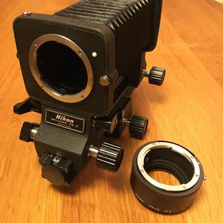 ニコン(Nikon)のNikon BELLOWS PB-6  & 中間リングPK-13(その他)